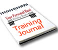 Your Personal Best Training Journal