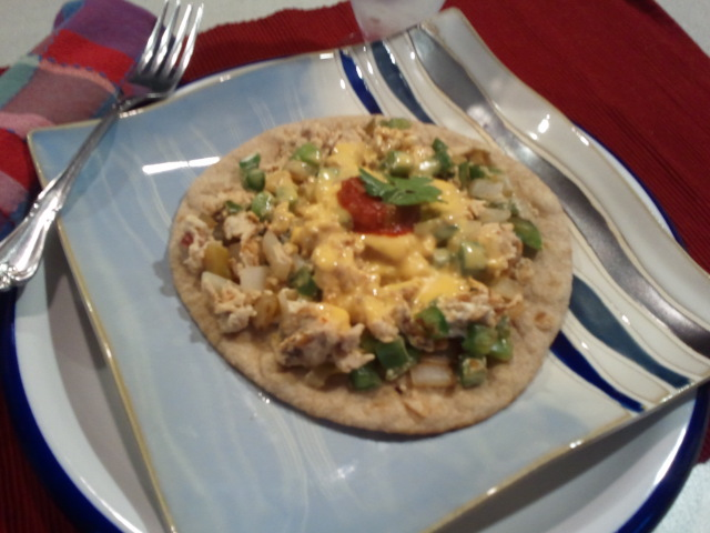 Breakfast Pita-Pizza Recipes — Dishmaps