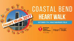 Coastal Bend Heart Walk 2017 @ Whataburger Field | Corpus Christi | Texas | United States