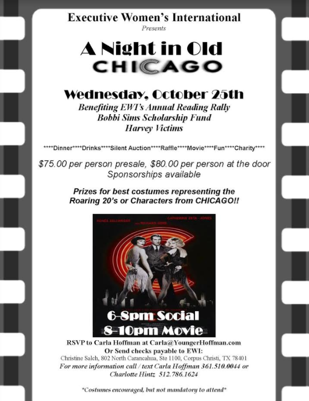 A Night in Old Chicago @ Alamo Drafthouse | Corpus Christi | Texas | United States