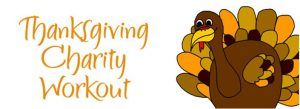 Thanksgiving Charity Workout @ Your Personal Best Training Studio | Corpus Christi | Texas | United States